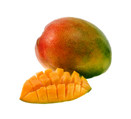 Sliced Ripe Mango