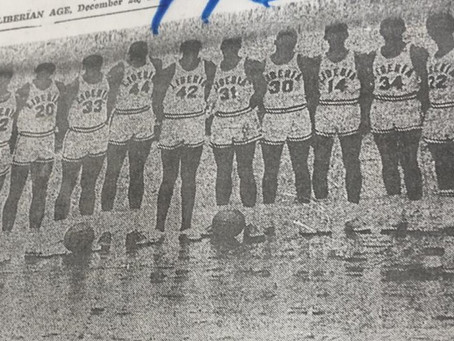 Lonestar Basketball Squad - 1964