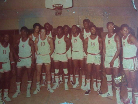 Lonestar Basketball Squad - 1978