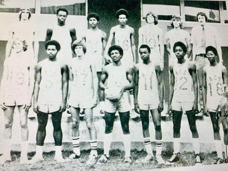 ACS Basketball Squad - 1976