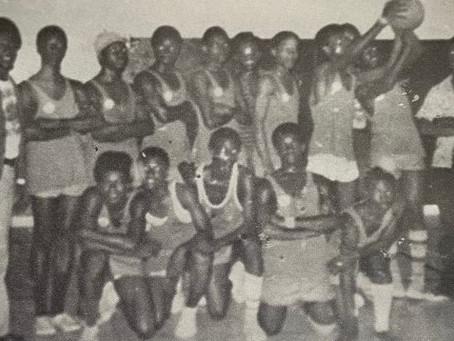 BW Harris Basketball Squad- 1975