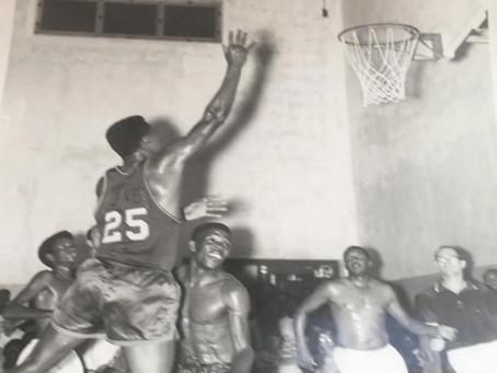 Celtics KC Jones at YMCA 1965