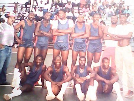 Pythons 1985/86