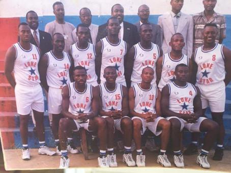 Lonestar Basketball Squad - 1999