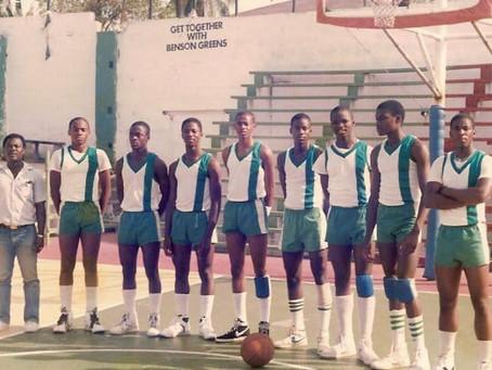 Nets 1985/86 Squad