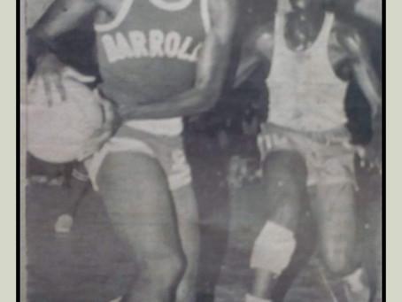 Vintage Melvin Hall - Barrolle