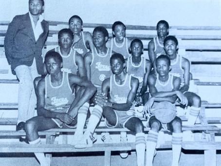 CWA Basketball Squad - 1983