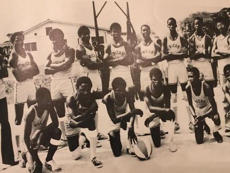 Ricks Dragons BBall Squad - 1978