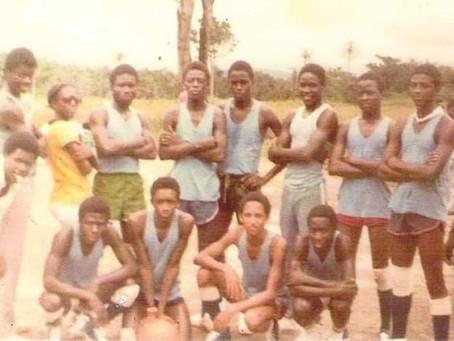 LTI Basketball Squad - 1978