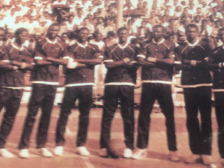 Lonestar 1984 Squad