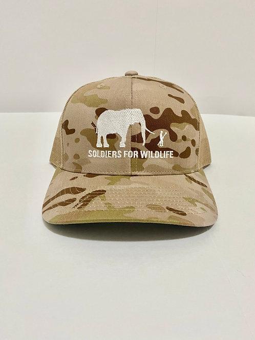 Arid Camo Hat