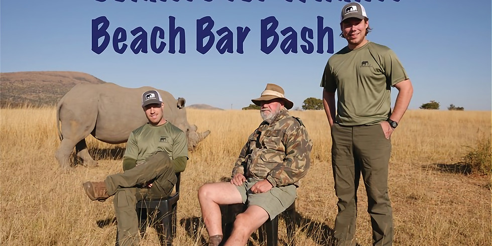 Soldiers For Wildlife Beach Bar Bash