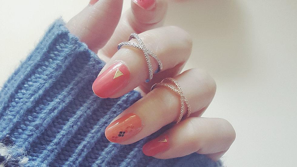 Alina Pinky Ring