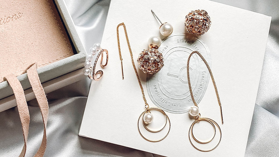 GIFT HER THE ELEGANT PEARL ($50 VALUE!)
