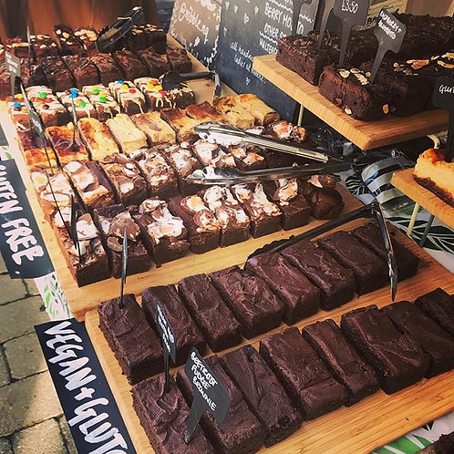 Full Tray of Brownies (Various Flavours)