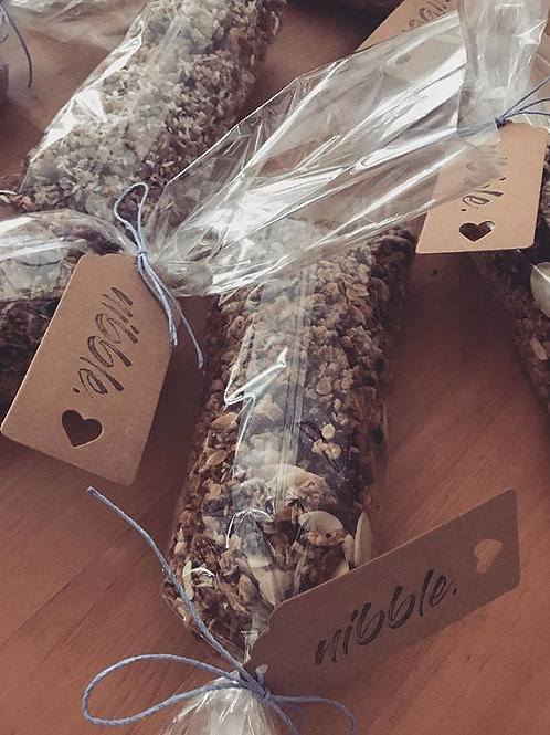 Handmade Granola Selection (3 Packs)