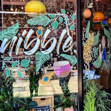 cafe-windows-art-nibble-manchester-north