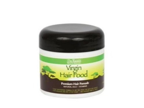 Virgin Hair Food Hair Promade