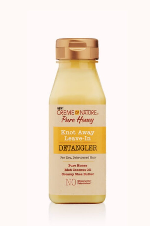 Creme of Nature Pure Honey Knot Away Leave-In