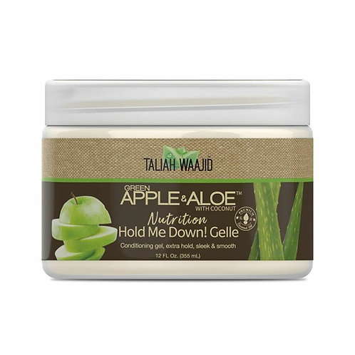 Taliah Waajid Green Apple& Aloe Hold Me Down! Gelle