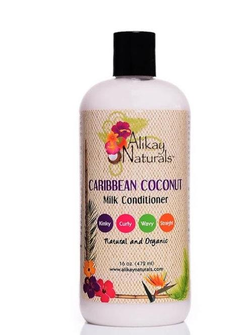 Caribbean Coconut Milk Conditioner