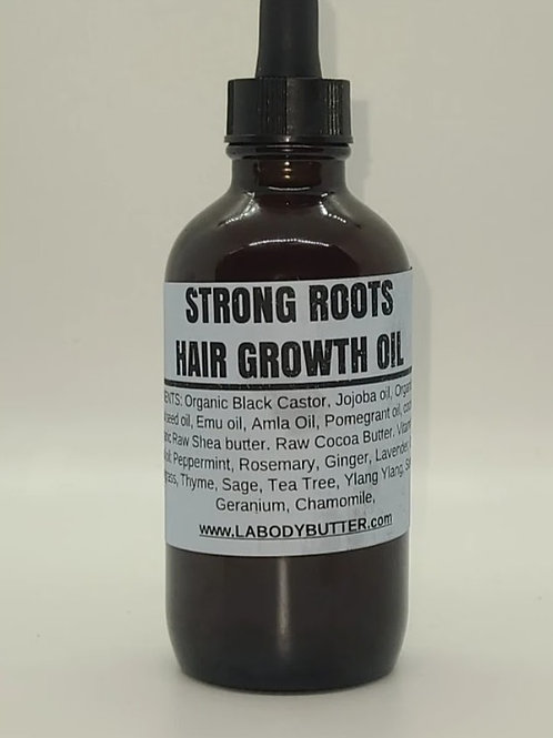 Strong Roots Hair Growth Oil