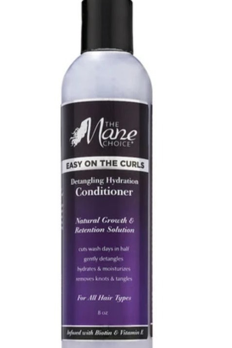 Easy On The CURLS - Detangling Hydration Conditioner