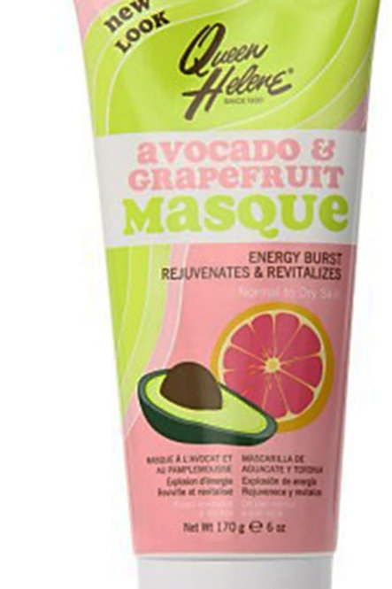 Avocado & Grapefruit Masque