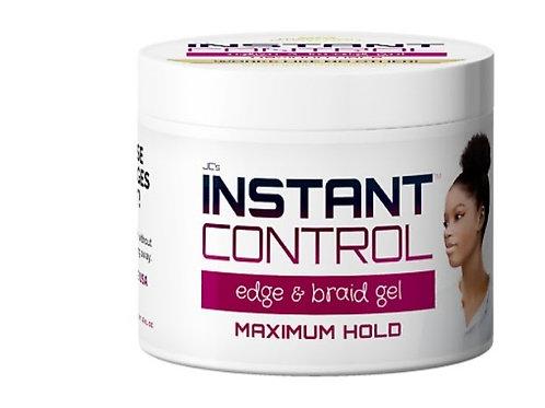 Instant Control Edge & Braid Gel Maximum Hold