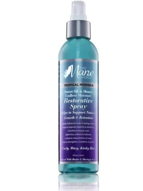 The Mane Choice Tropical Morniga Restorative Spray