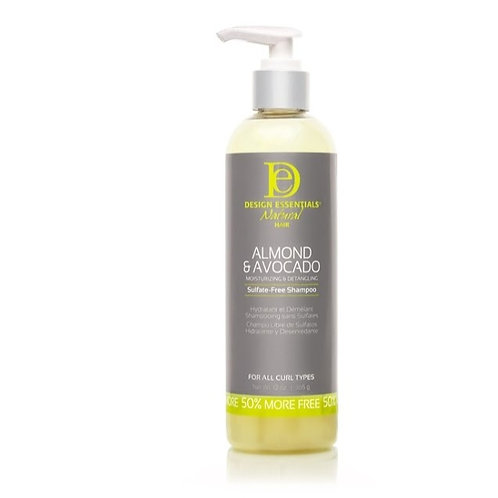 Design Essentials Almond & Avocado Shampoo