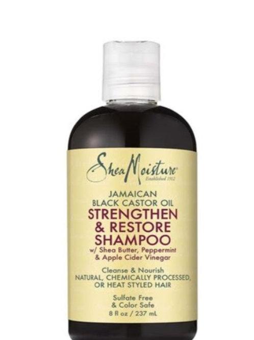 Jamaican Black Castro Oil Strengthen & Restore Shampoo