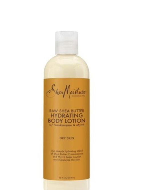 Raw Shea Butter Hydration Body Lotion