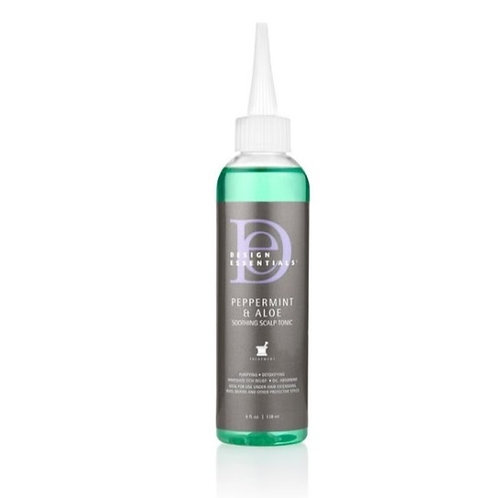 Design Essential Peppermint & Aloe Soothing Scalp Tonic