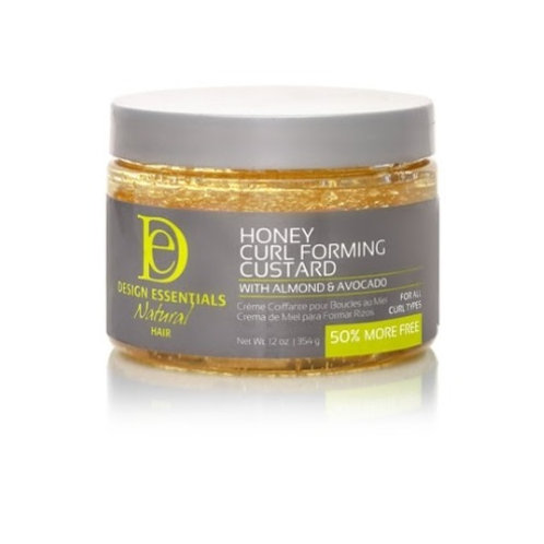 Design Essential Honey Curl Forming Custard