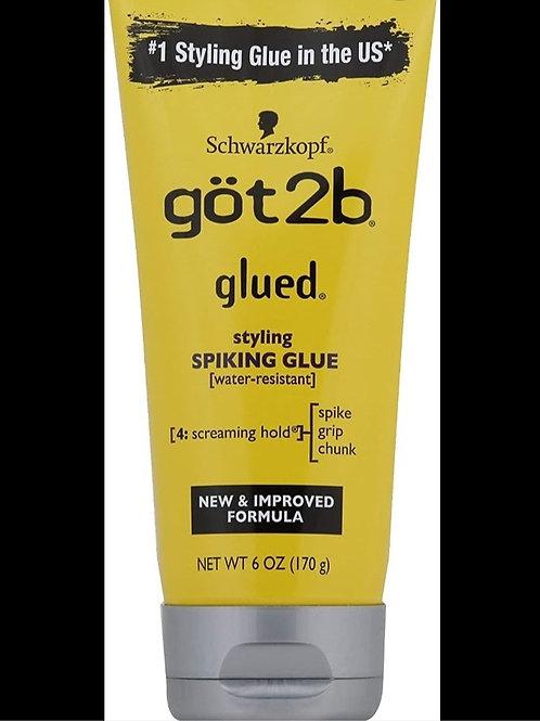 got2b glued. Styling Spiking Glue