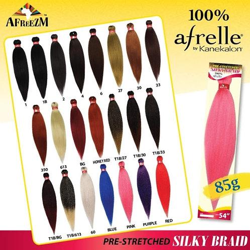 Pre-Stretched Silky Braid