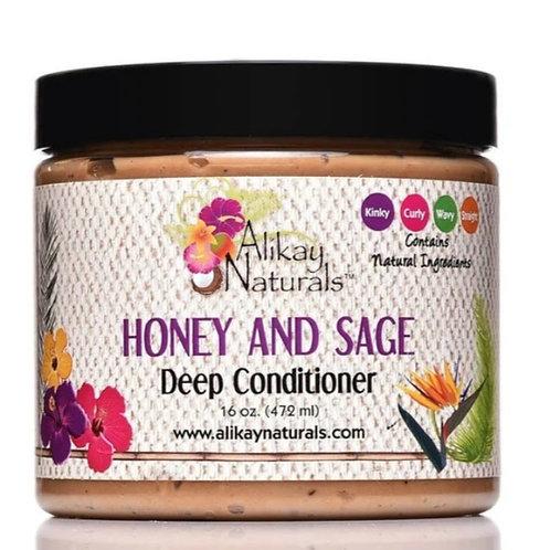 Alikay Naturals Honey & Sage Deep Conditioner