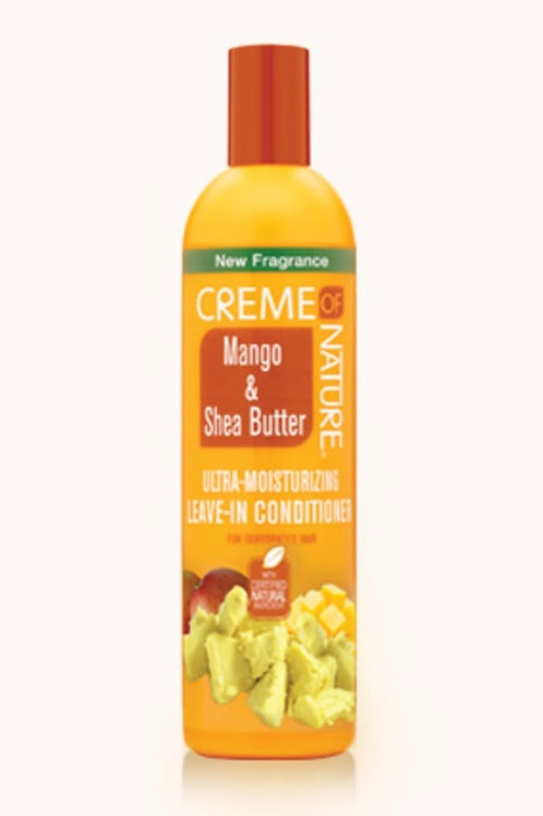 Creme of Nature Mango&Shea Butter Leave-In Conditioner