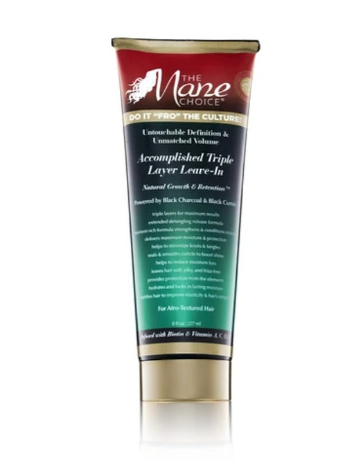 """The Mane Choice Do It For the """"Fro"""" Triple Layer Leave In Conditioner"""