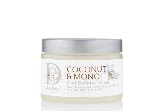 Design Essentials Coconut & Monoi Curl Defining Gelee