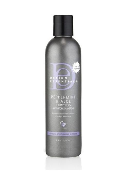 Design Essential Peppermint & Aloe Therapeutics Anti-Itch Shampoo
