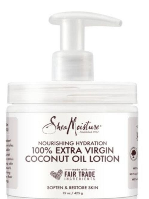 100% Extra VIrgin Coconut Oil Lotion