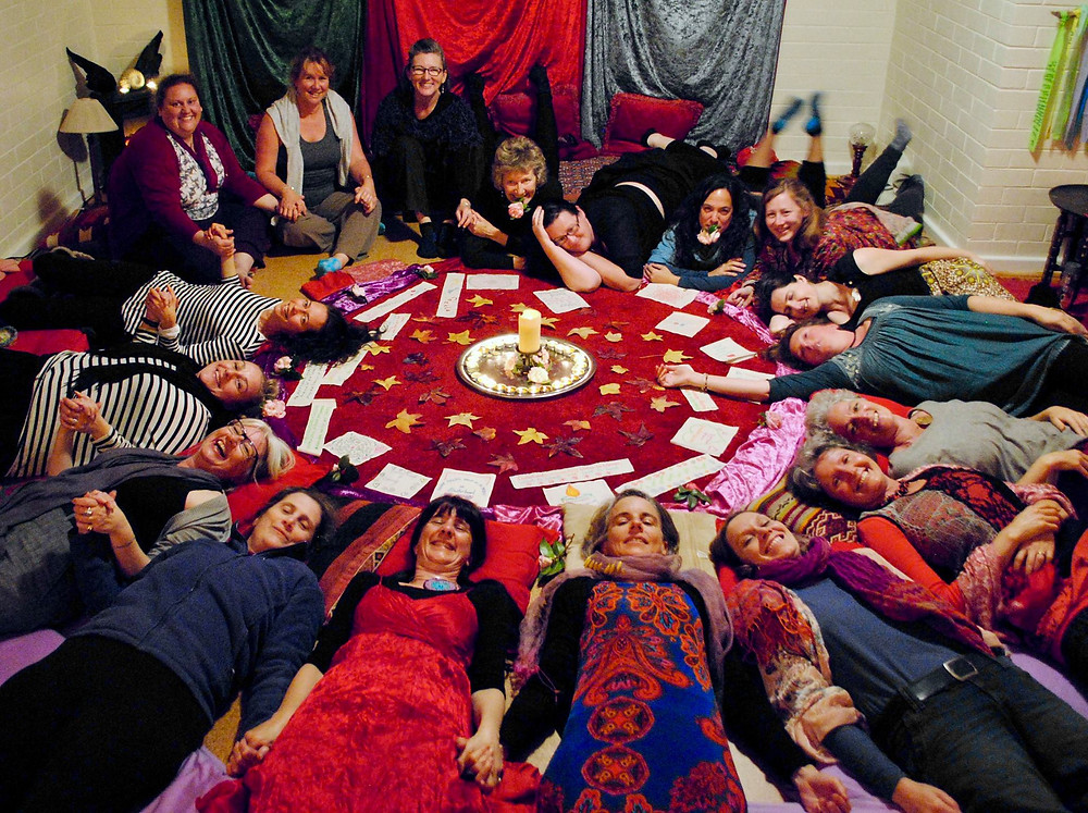 Womens' Circle The Womens' Hearth
