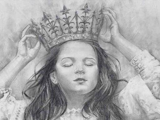 Queen of her Kingdom - the importance of body sovereignty for our girls