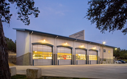 Pedernales Fire Station #801 -- Spicewood, TX
