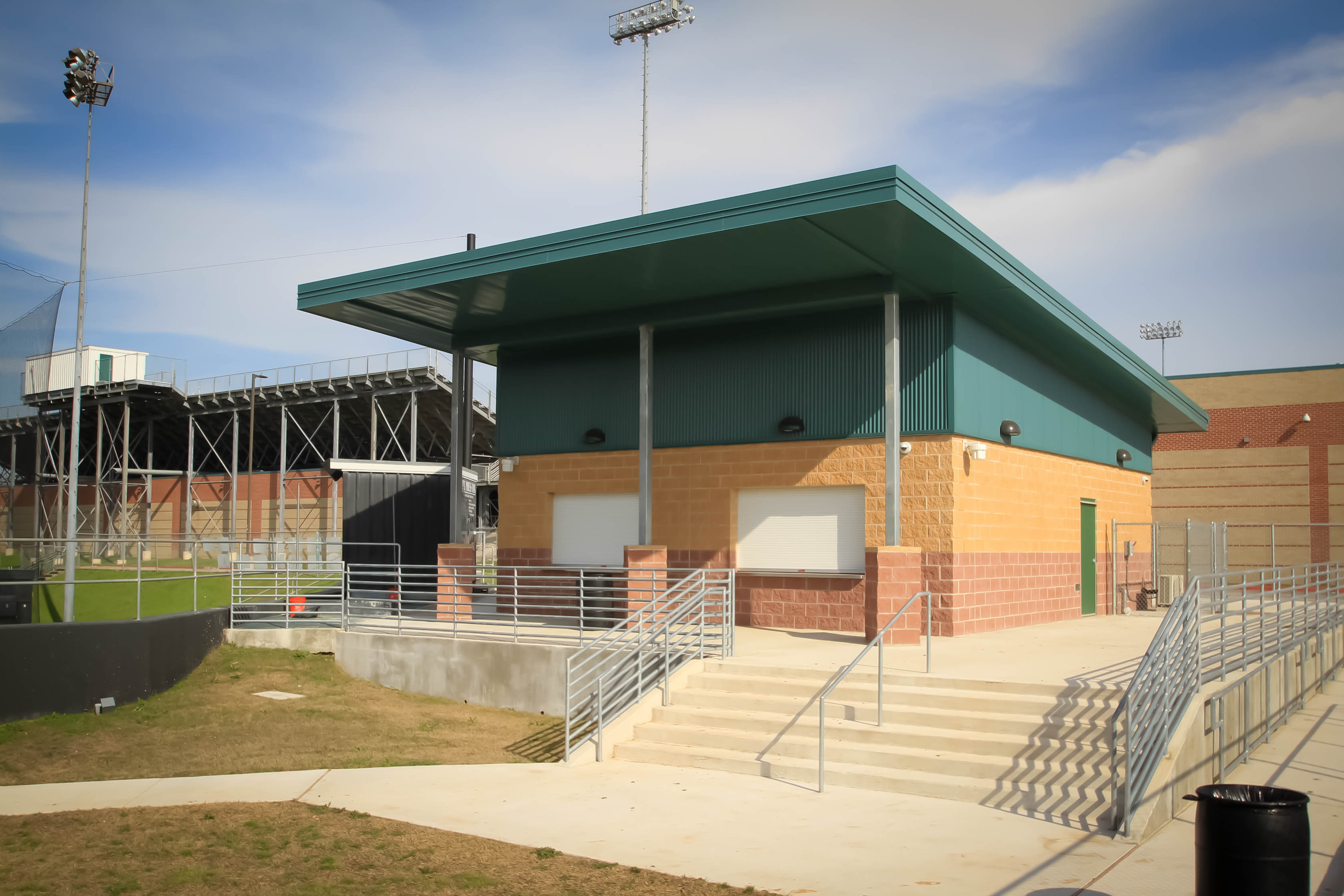 John B. Connally High School Concession Stand -- Austin, TX