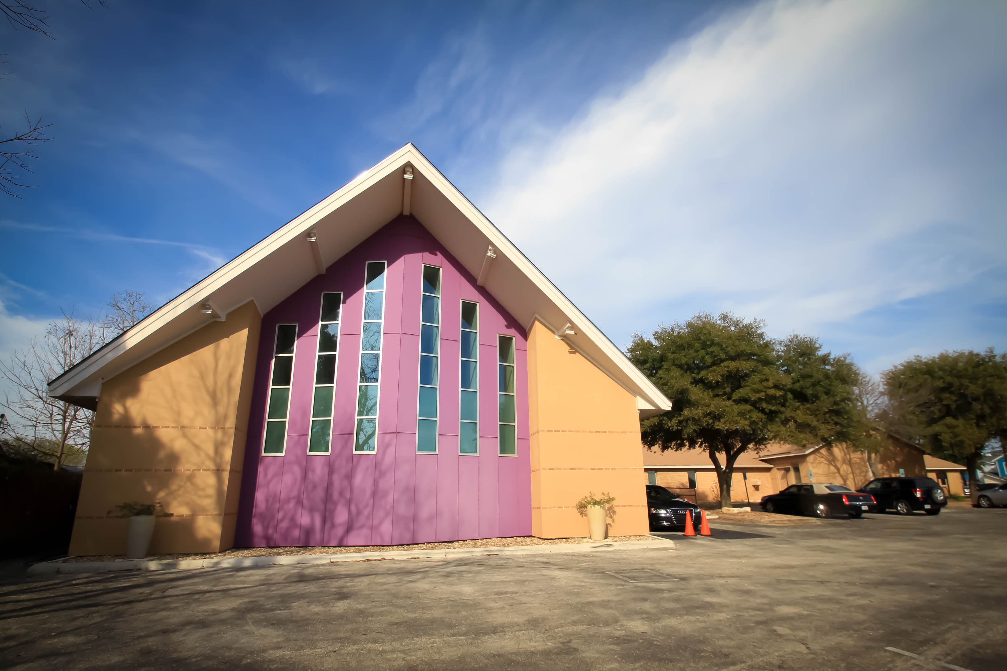 Alpha Seventh-Day Adventist Church -- Austin, TX