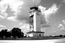 San Marcos Airport Air Traffic Control Tower -- San Marcos, TX