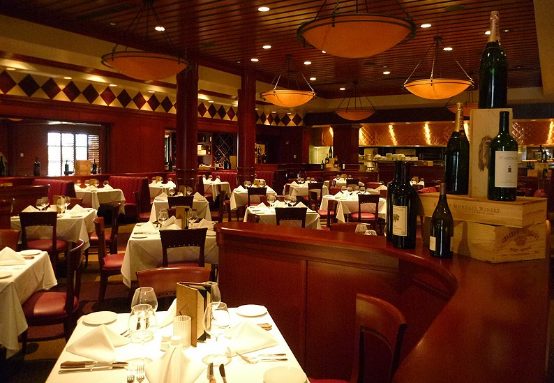 Fleming's Prime Steakhouse & Wine Bar -- Austin, TX